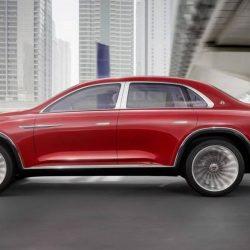 Mercedes-Maybach Ultimate Luxury Concept: se filtra el SUV eléctrico de lujo del futuro