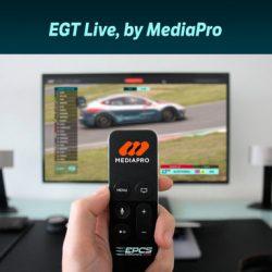 Mediapro se hace con los derechos de emisión de la Electric GT