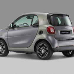 Ya disponible el nuevo Smart fortwo eléctrico edición Pull&Bear