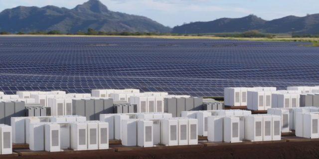 Producción solar Australia