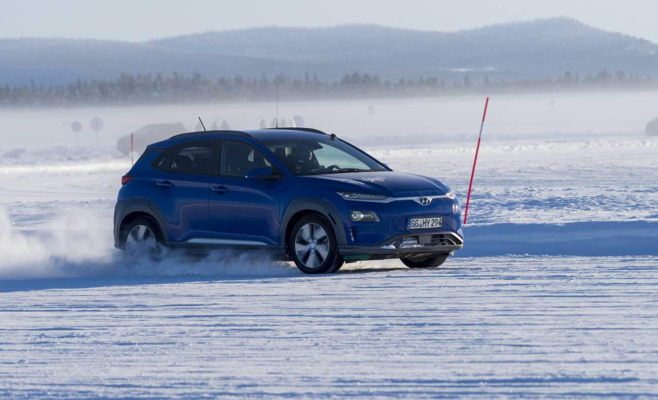 El Hyundai Kona eléctrico y el Nexo a hidrógeno se preparan para ...
