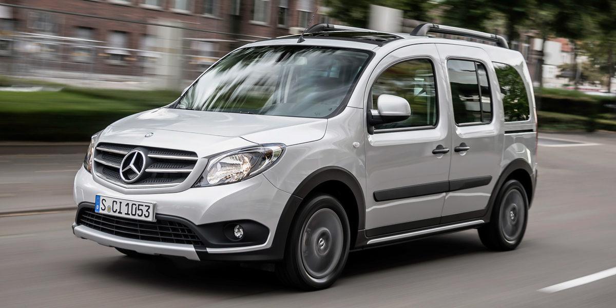 Mercedes Benz Confirma La Llegada De Una Ecitan Basada En La Renault