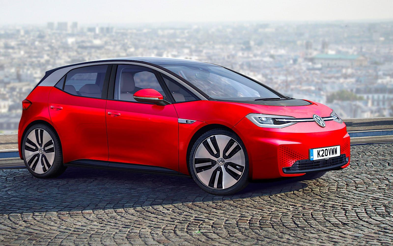 VW Id Buzz >> Volkswagen I.D. Neo: se confirman el nombre y otros ...