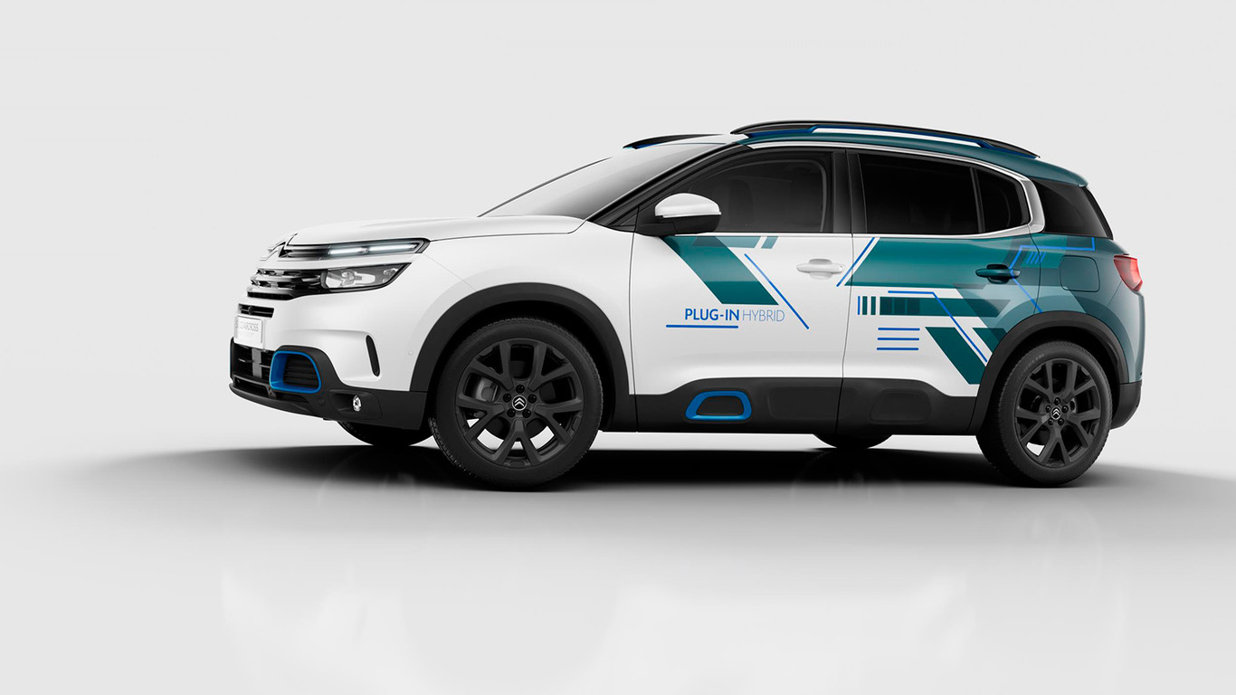 El Futuro Citroen C4 Tendra Version Electrica Y Tres Tipos De