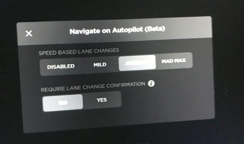 tesla actualizacion version 9