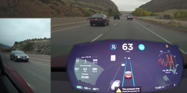 tesla autopilot version 9.0