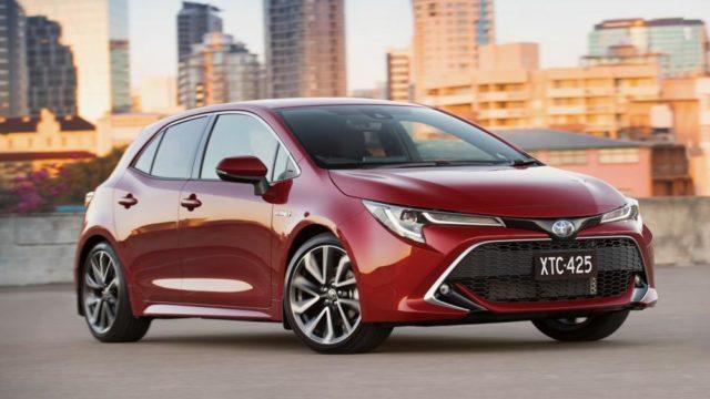 Toyota está trabajando en una actualización de su asistente de conducción que llegará el año que viene Toyota Corolla Hybrid 1 640x360