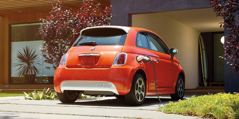 Se Confirma La Llegada Del Fiat 500 El U00e9ctrico  500e  Para Principios 2020 A Un Precio De 24 000