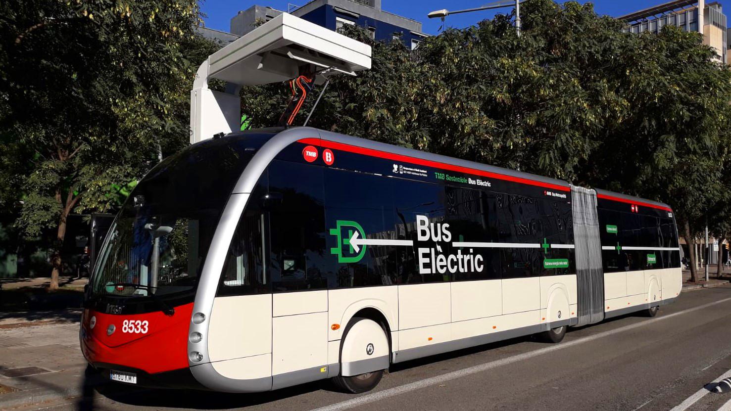 Irizar contrato París autobuses eléctricos