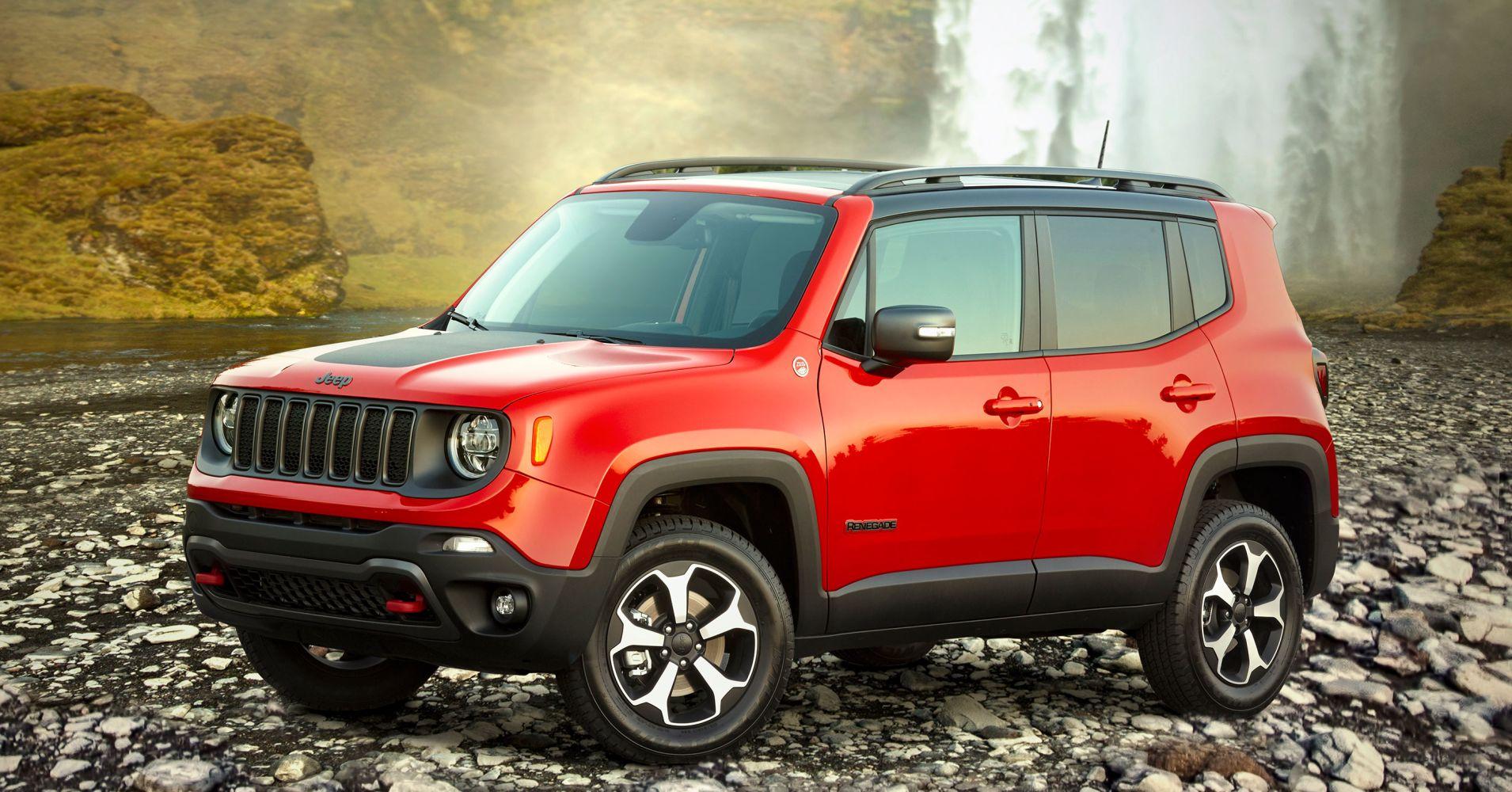 Comienza A Prepararse La Produccion Del Jeep Renegade Hibrido Enchufable Forococheselectricos
