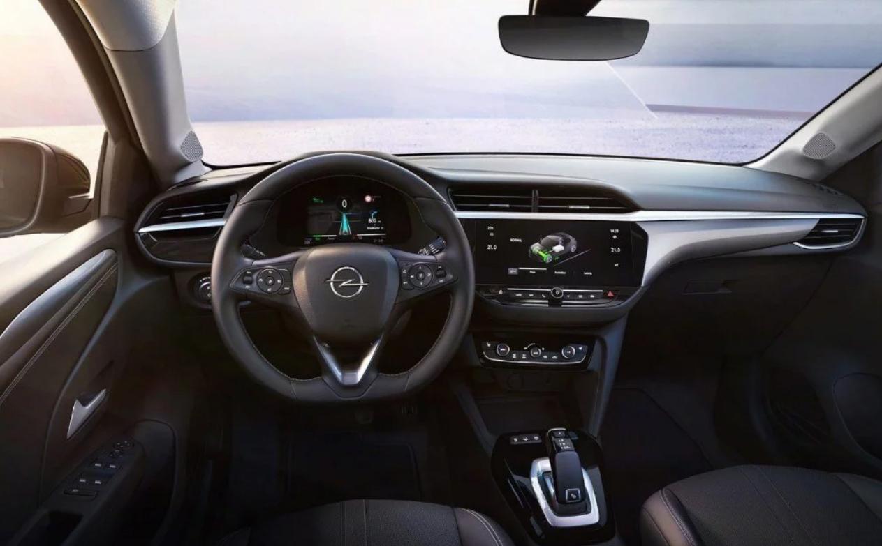 Opel Corsa-e eléctrico