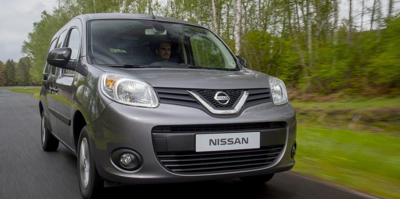Nissan nv 250