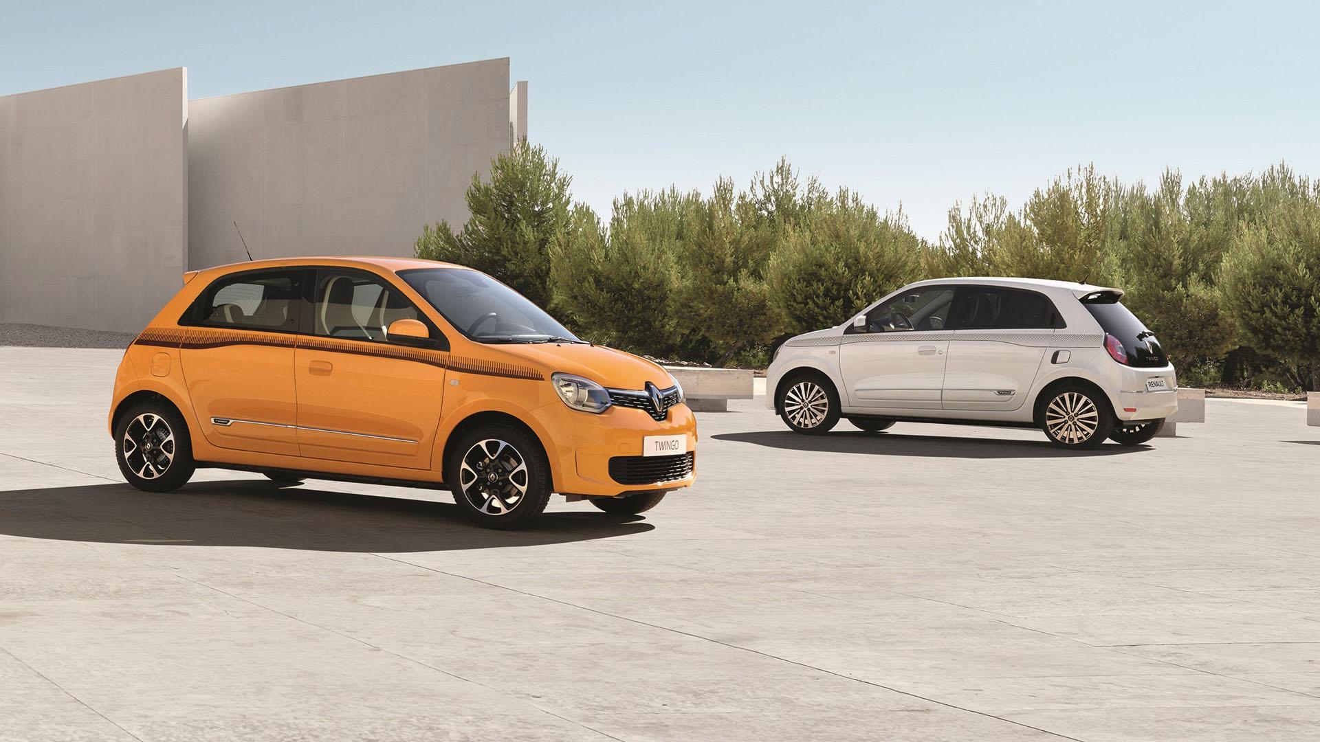 Renault lanzará dos nuevos coches eléctricos en 2020: un Twingo eléctrico y un SUV compacto