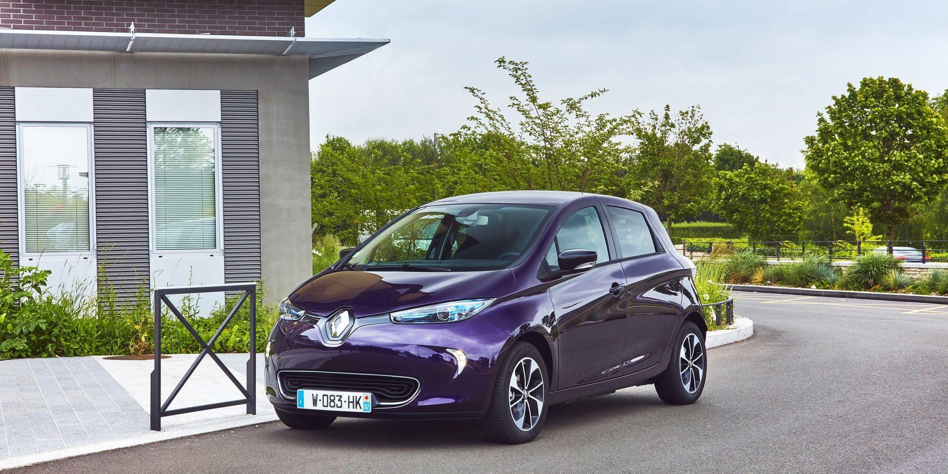 ca51e9bb7 Renault rebaja el precio del ZOE. ¿Se aproxima la presentación de su ...