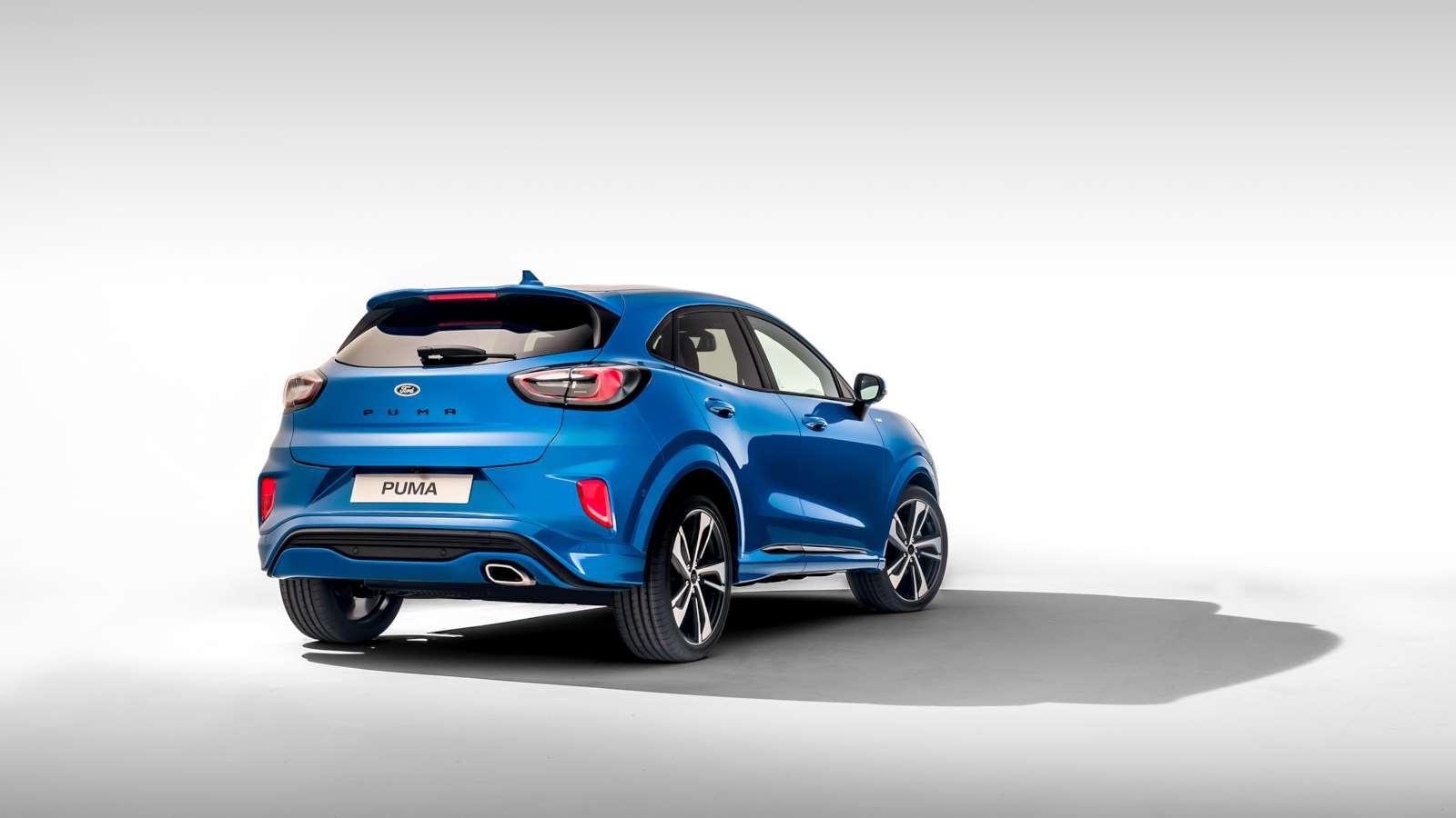 Mitones alabanza clase  Nuevo Ford Puma: un SUV pequeño con mecánicas mild-hybrid y pegatina ECO |  forococheselectricos