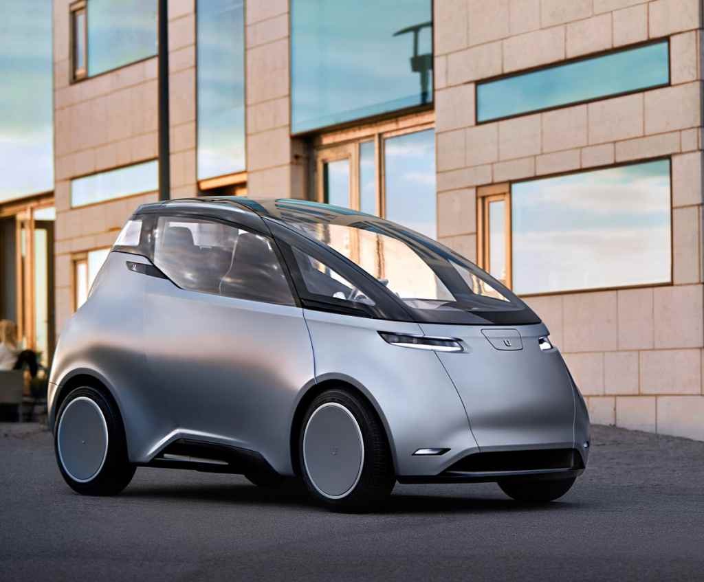 Uniti One, el coche eléctrico asequible fabricado en Suecia, abre el proceso de reservas