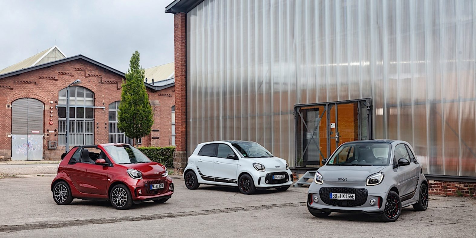smart eq electricos 2019