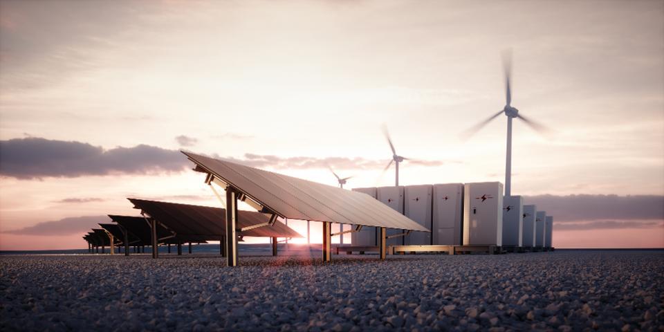 Baterias y energias renovables