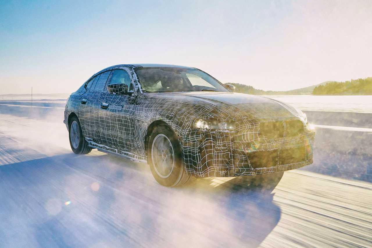 BMW descarta la batería de 60 kWh para el i4, mantiene la ...