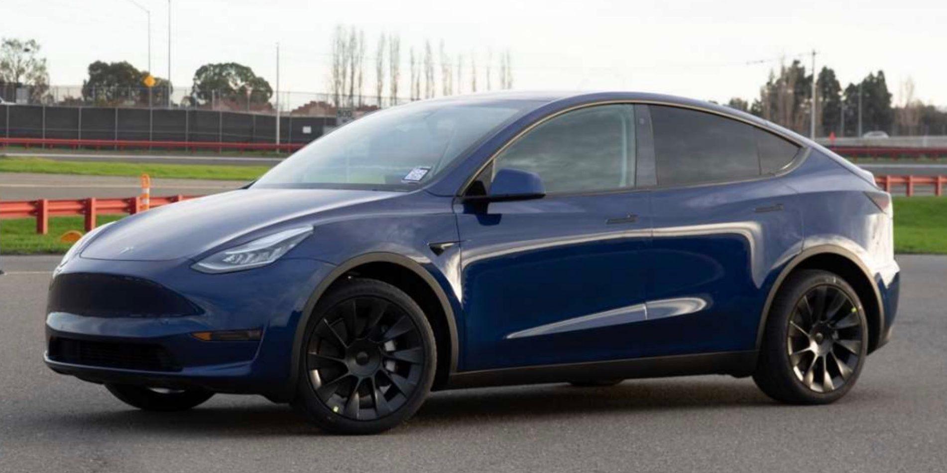 Tesla Model Y tesla model y