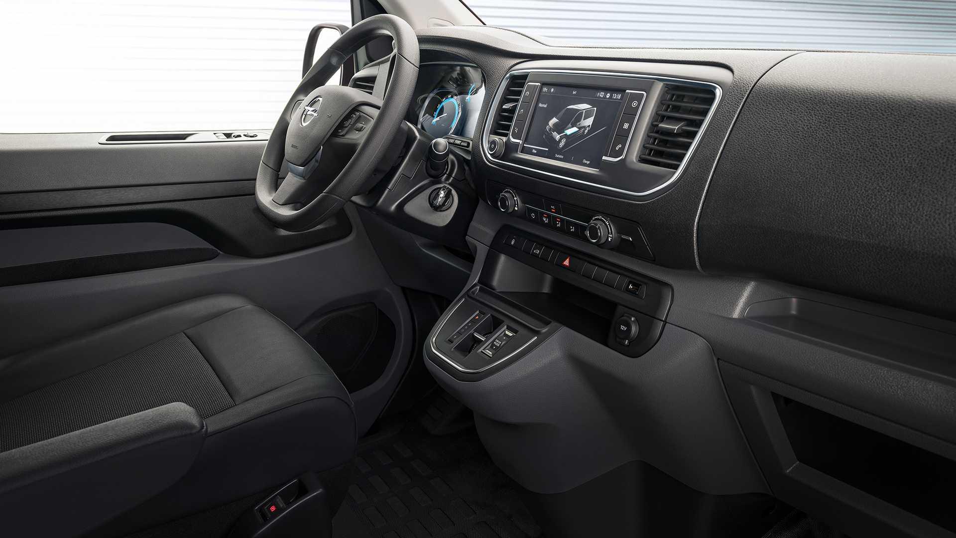2020 Opel Vivaro New Review