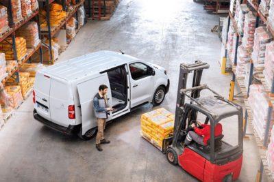 Citroën completa su gama comercial eléctrica con cuatro modelos