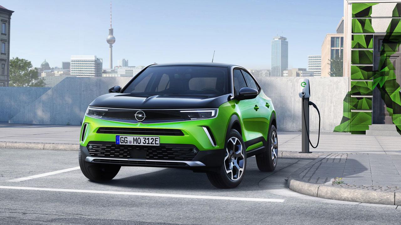 Opel Mokka-e eléctrico