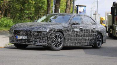 BMW i7 2022: más detalles del nuevo rival de los Lucid Air y Mercedes-Benz EQS