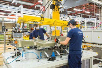 León contará con la primera planta de reciclaje de baterías de coches eléctricos de España