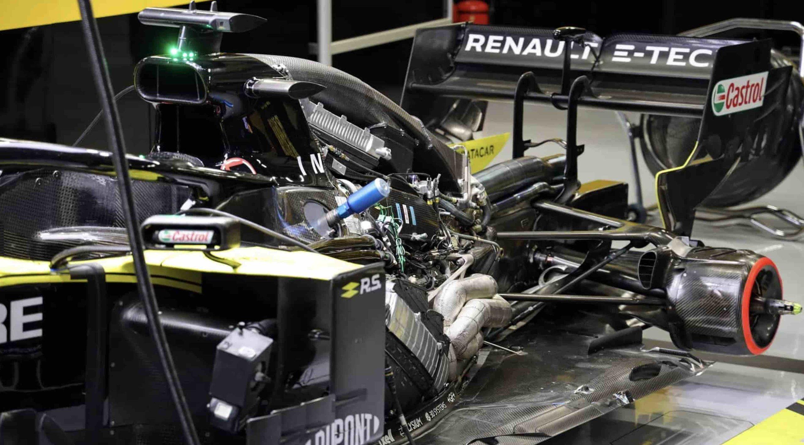 Formula 1 Renault RS19