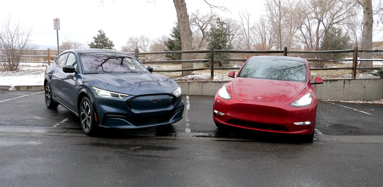 Ford Mustang Mach-E vs Tesla Model Y: guerra de precios entre los dos SUV  eléctricos más ambiciosos de Estados Unidos | forococheselectricos