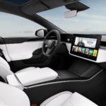 Tesla Model S interior 3