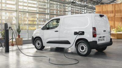 La Citroën ë-Berlingo Van ya tiene precio en España