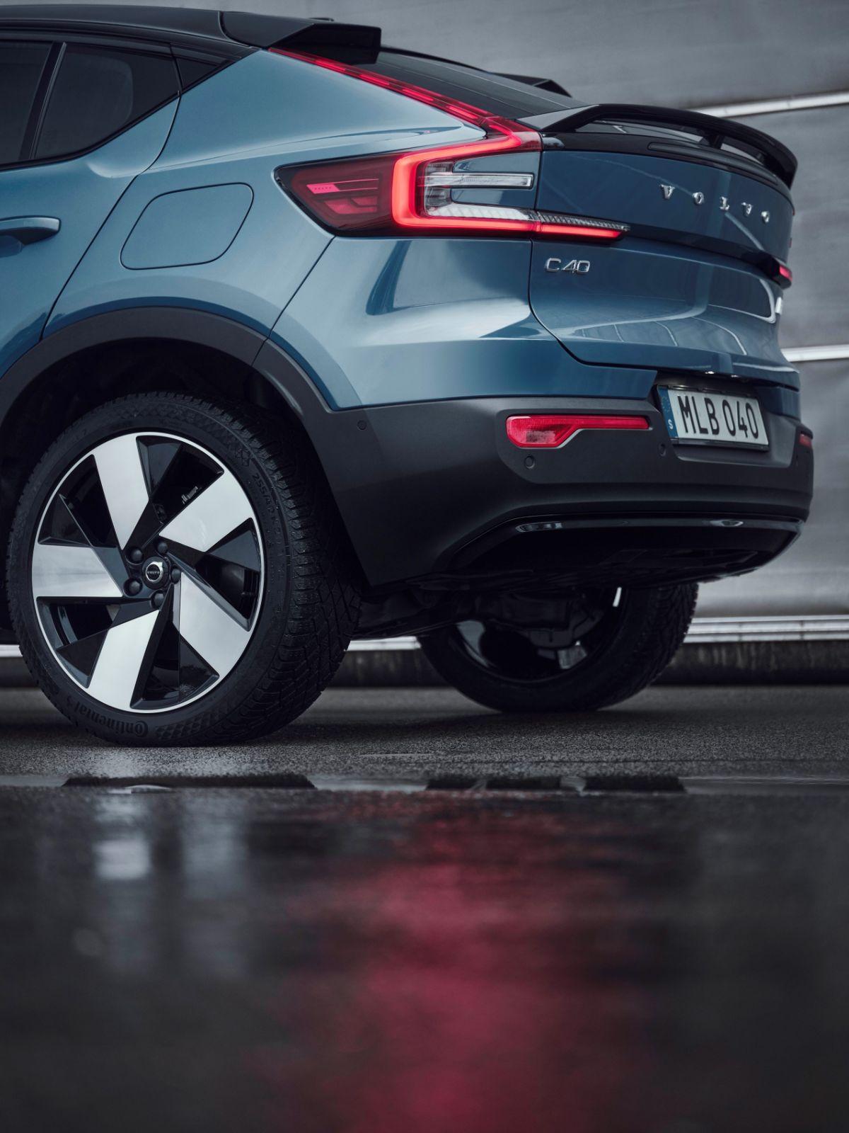 Volvo C40 eléctrico