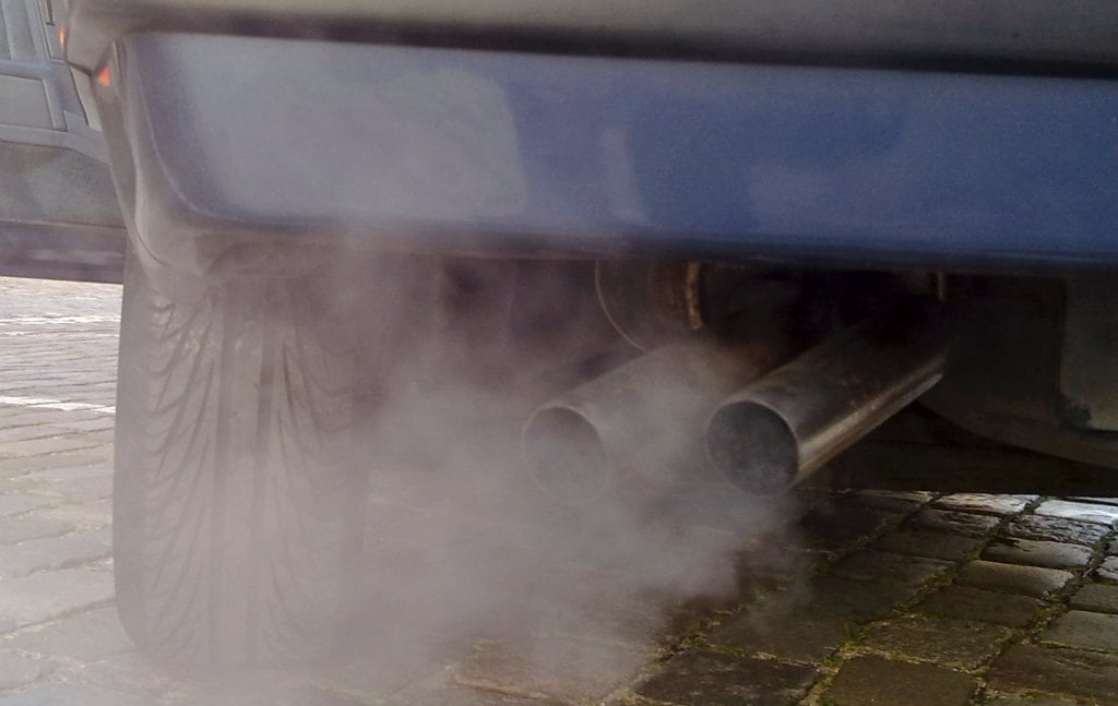 Emisiones escape