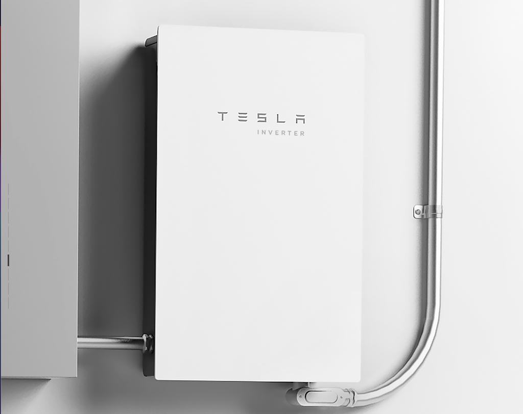Inverter Tesla batería para el hogar