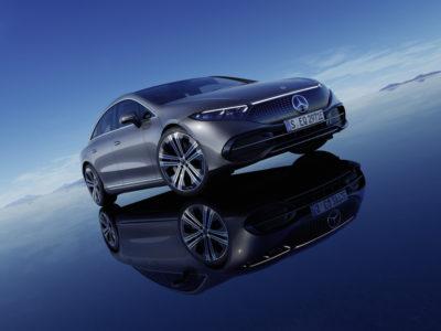 Comparativa técnica: Mercedes-Benz EQS contra Tesla Model S y Lucid Air