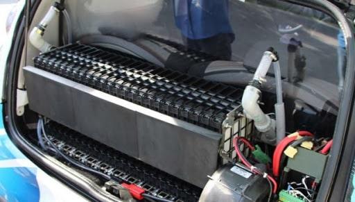 Bateria Tata Motors Aluminio y agua