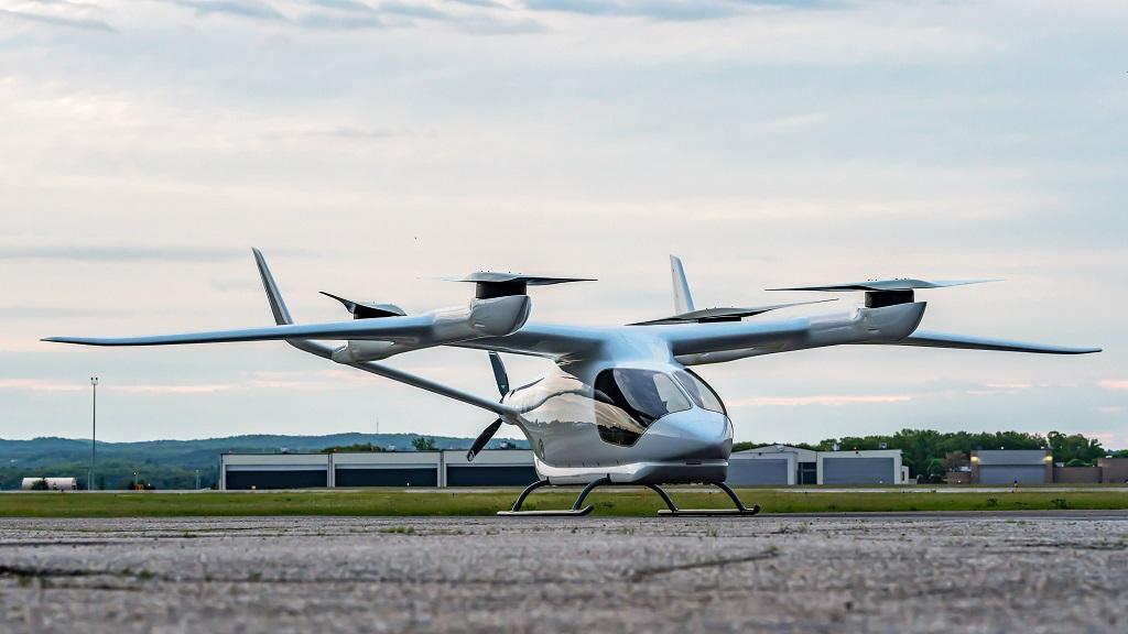 Avión eléctrico de BETA Technologies