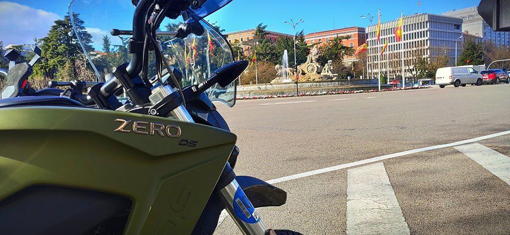 Moto Zero DS