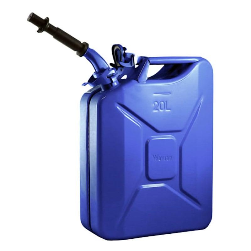 Gasolina Azul para coches eléctricos enchufables