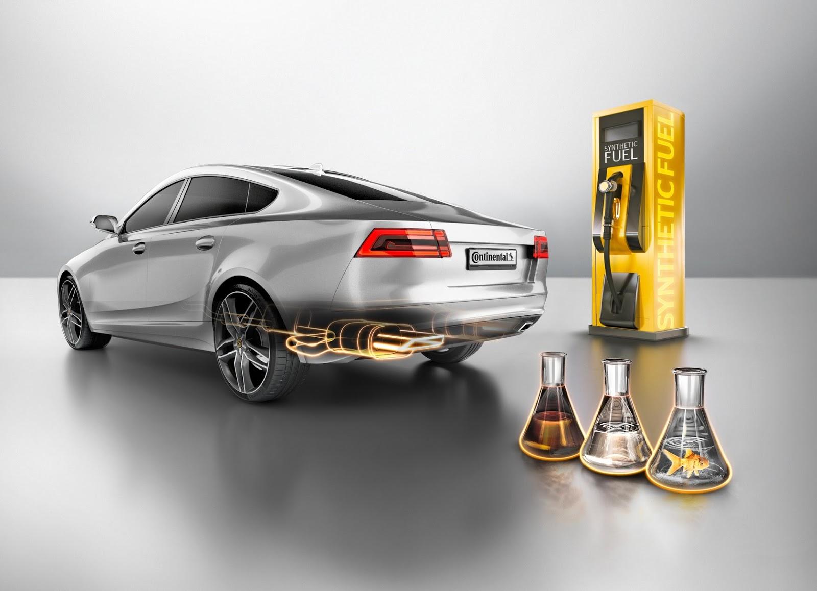 combustible sintético para vehículos eléctricos
