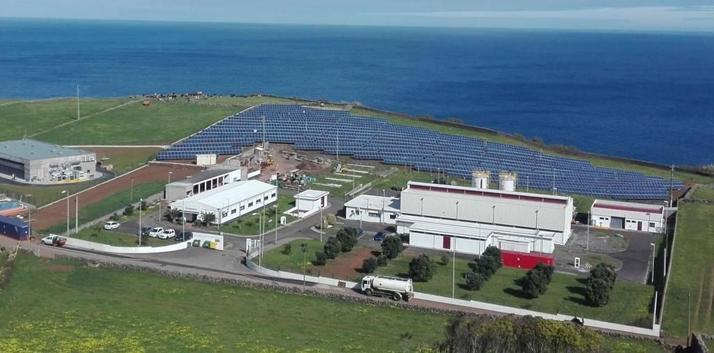 isla graciosa energias renovables y baterías