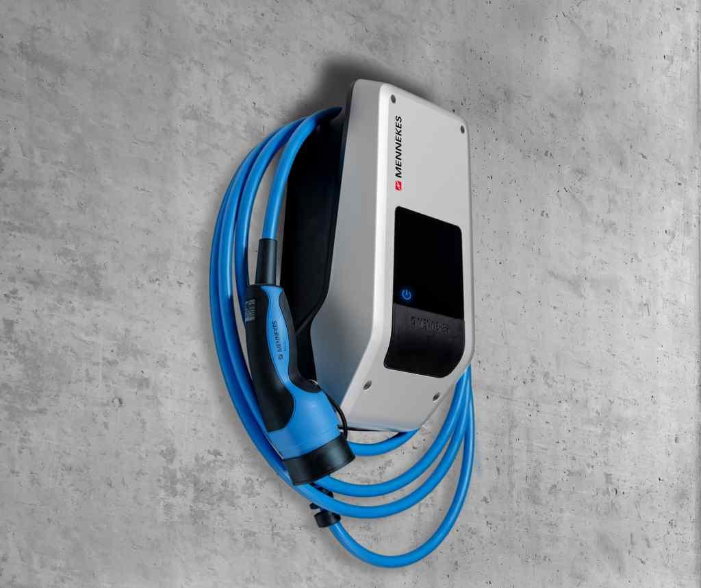 Batería supercargador Mennekes para hogar