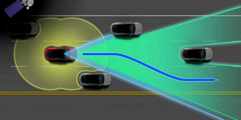Tesla elimina radar conducción autónoma