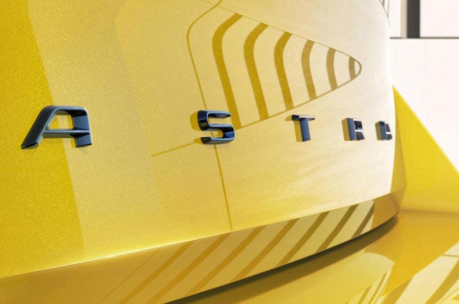 Carrocería Opel Astra