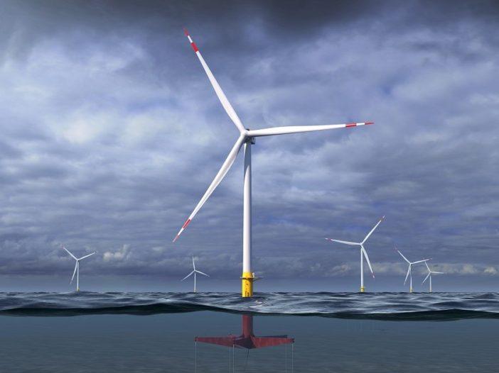 Turbina eólica flotante General Electric 12 MW