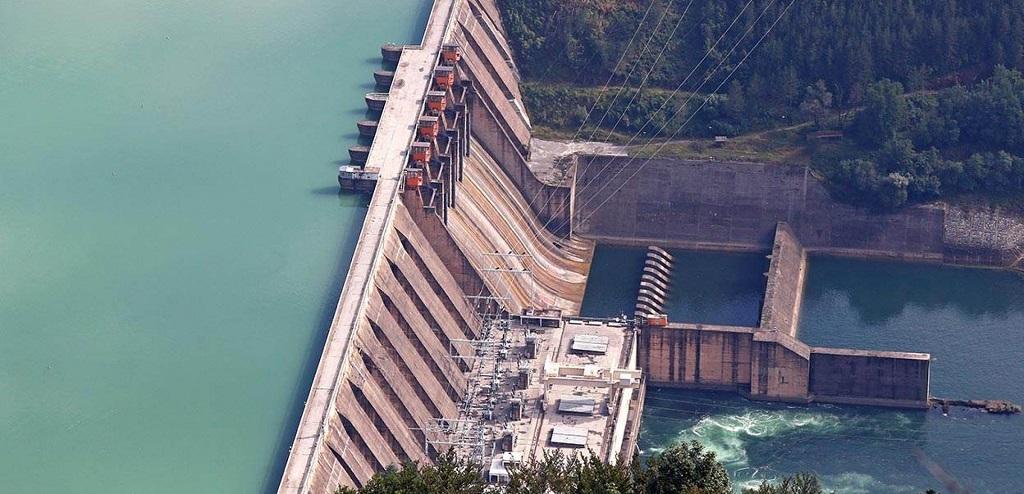 planta hidroeléctrica de Endesa
