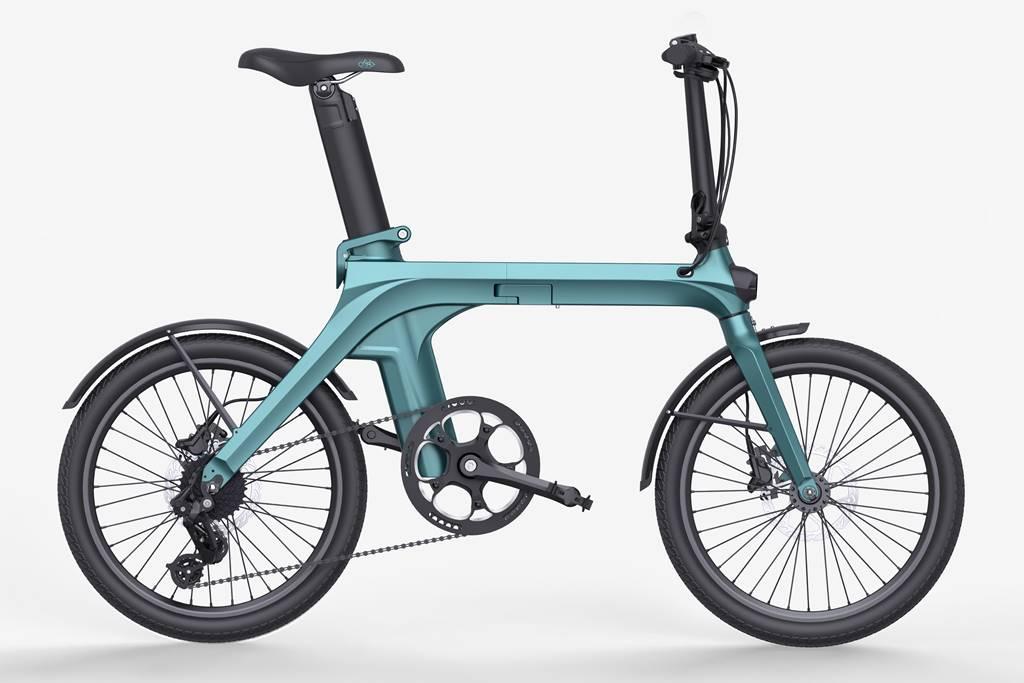Fiido X bicicleta electrica