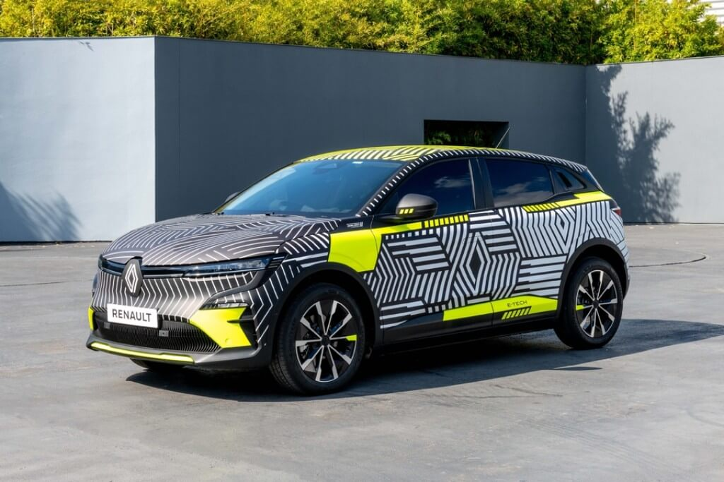Renault eways eléctrico